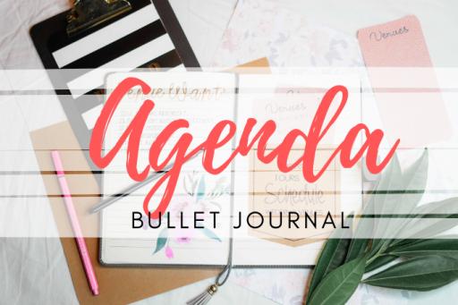 Agenda Bullet Journal 2021